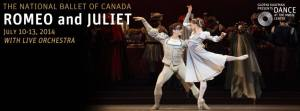 National Ballet of Canada Romeo & Juliet